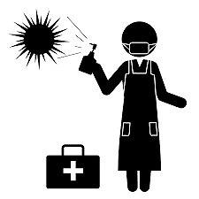 インフルエンザ・感染性胃腸炎(ノロウィルス)対策は手洗いの励行から