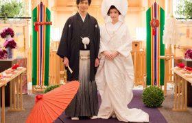 【和婚】本格神殿で挙式&ご披露宴がお得に叶う♪神前式相談会