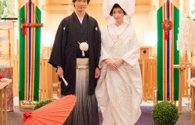 【出雲大國主命を祀る本格神前式×和装に興味有り】和婚フェア