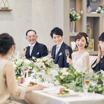 【少人数特典あり☆】家族婚や30名様までのWD相談会